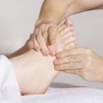 Fußreflexzonenmassage Massagen Weimar